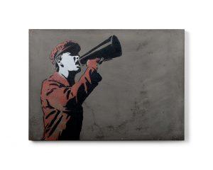 D-09102-BJ-005 50x70cm_fragment-rue-tableau-beton-illustration-contemporaine-bertrand-jayr_01 kopie